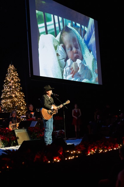 Rady Children's Hospital holiday concert benefit